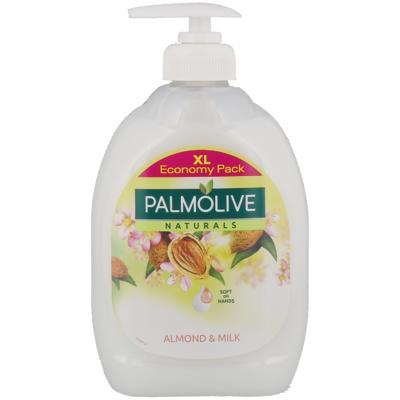Palmolive Naturals vloeibare zeep amandel pomp