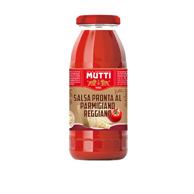 Mutti Salsa pronta al parmigiano reggiano