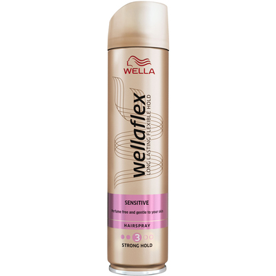 Wella Flex sensitive hairspray