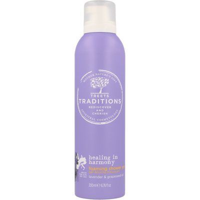 Healing in Harmony Foaming Shower Gel