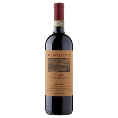 Buontalenti Chianti Organic Wine