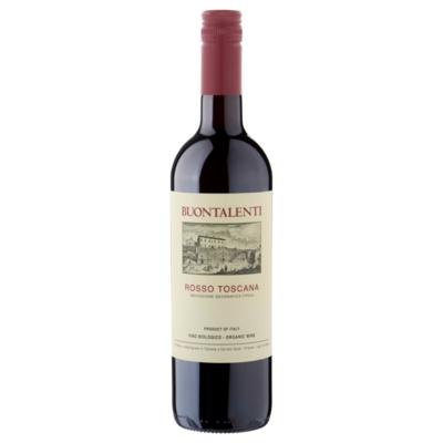 Buontalenti Rosso Toscana Organic Wine