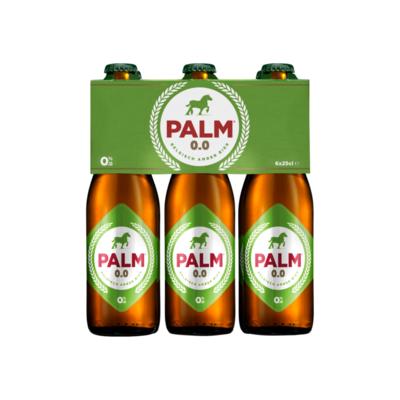 Palm 0.0 Belgisch Amber Bier Flessen