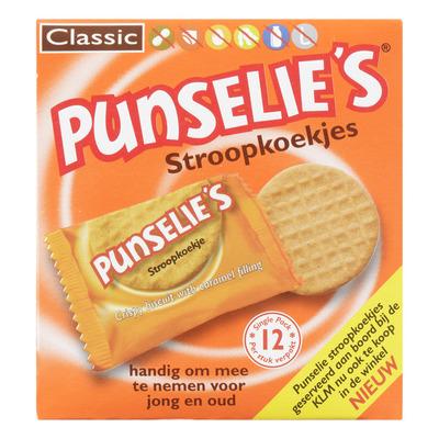Punselie's Stroopkoekjes