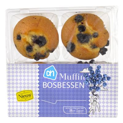 AH Muffin bosbessen