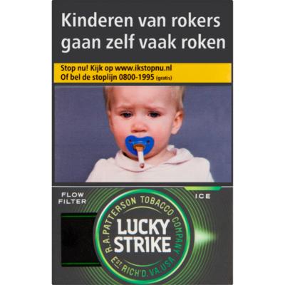 Lucky Strike Ice