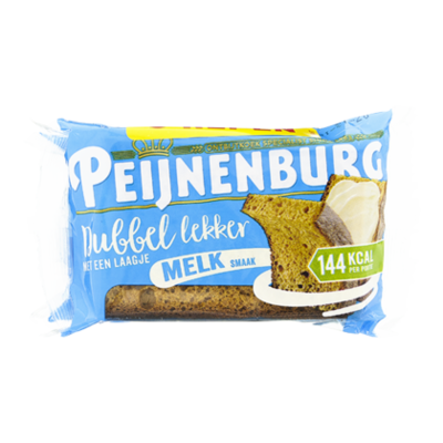 Peijnenburg Dubbel lekker naturel 5-pack
