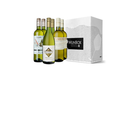 De bio trio wijnbox wit