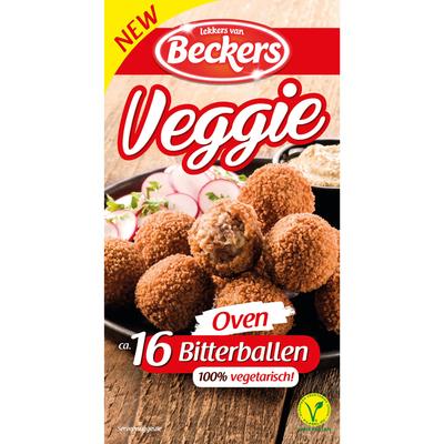 Beckers Vegetarische oven bitterbal