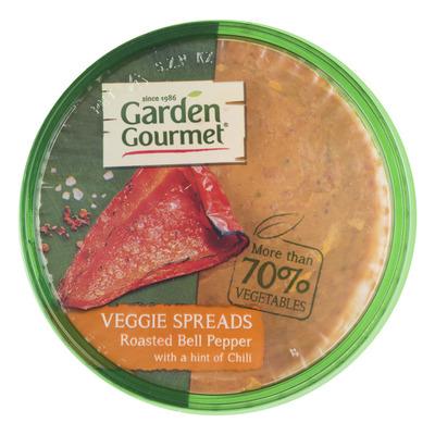 Garden Gourmet Veggie spread paprika