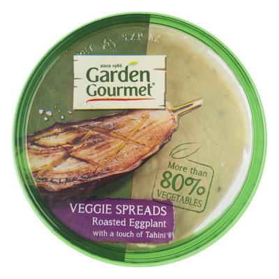 Garden Gourmet Veggie spread eggplant