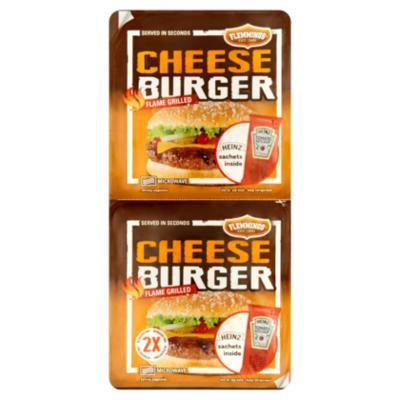 Flemmings Cheeseburger duo