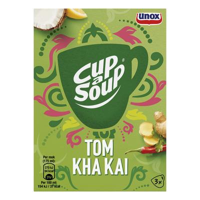 Unox Cup-a-soup tom kha kai