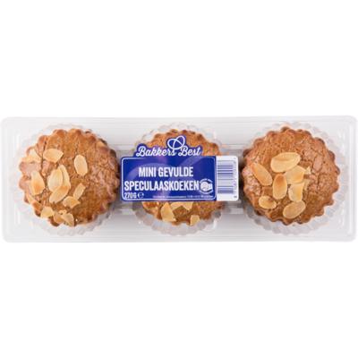 Bakkers Best Mini speculaaskoek