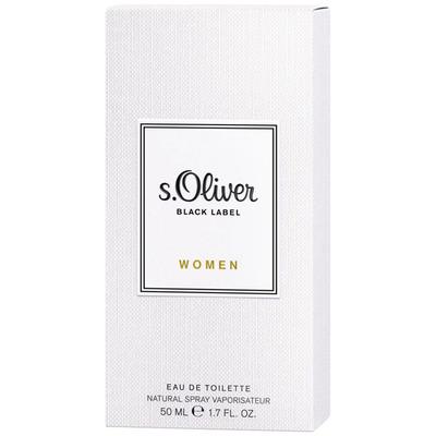 S. Oliver Black label woman eau de toilette