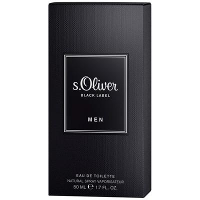 S. Oliver Black label man eau de toilette