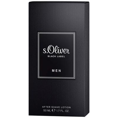 S. Oliver Black label man after shave lotion