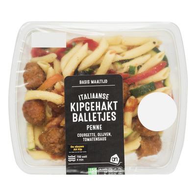 Huismerk Basis maaltijd kip-gehaktbal