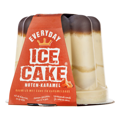 Everyday IceCake Noten-karamel