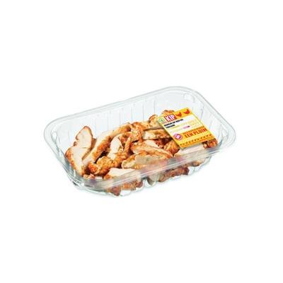 Huismerk pluim gegrilde kip reepjes mild