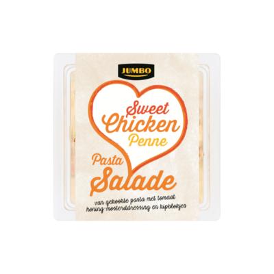 Huismerk Sweet Chicken Penne Pasta Salade
