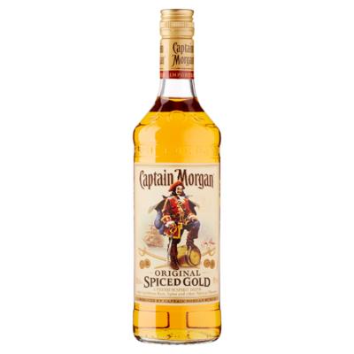 Captain Morgan Original Spiced Gold Rum 70 cl
