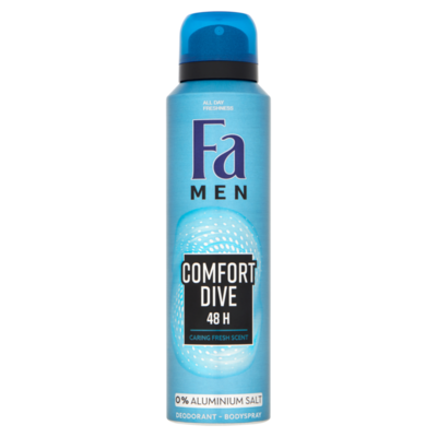 Fa Men Comfort Dive 48u Deodorant Spray