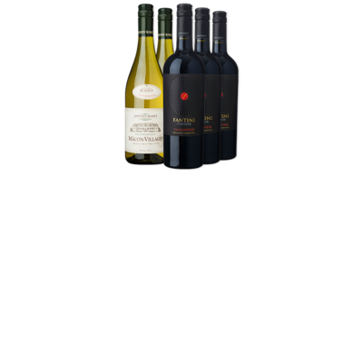 De oven en stoven wijnbox