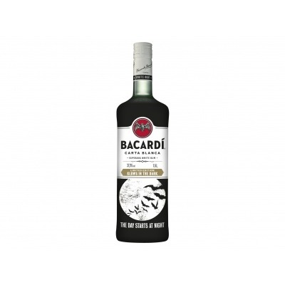 Bacardi Glow in the dark