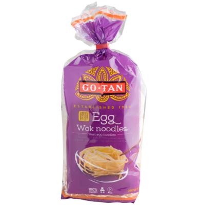 Go-Tan Egg woknoodles
