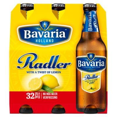 Bavaria bier  Radler Lemon