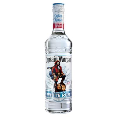 Captain Morgan White Rum 70 cl