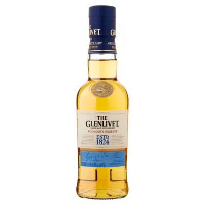 The Glenlivet Schotland Founder's Reserve 200 ml