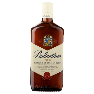 Ballantine's Scotch Whisky Scotland Finest 1000 ml
