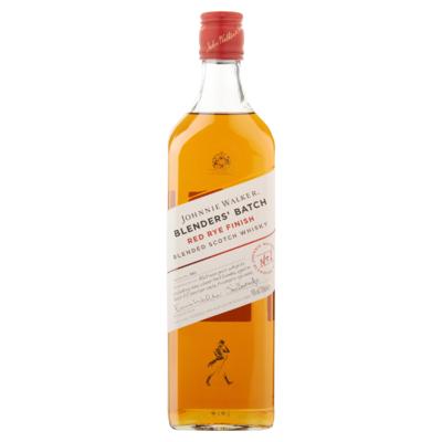 Johnnie Walker Blenders' Batch Red Rye Finish Blended Scotch Whisky 70 cl