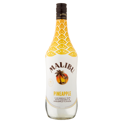 Malibu Pineapple Rum 1 L