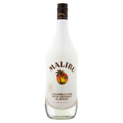 Malibu Coconut Rum 1000 ml
