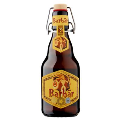 Barbãr Speciaal Blond Honing Bier Fles