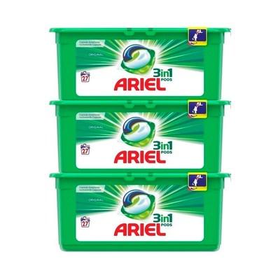 Ariel Original 3-in-1 Pods