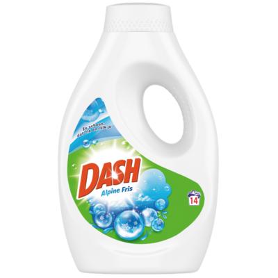Dash Vloeibaar Wasmiddel Alpine Fris 0.77L 14Wasbeurten