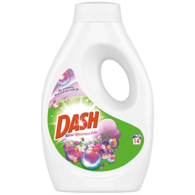Dash Kleur Vloeibaar Wasmiddel 0.77 L 14x Prachtige Kleuren