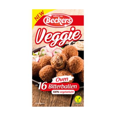 Beckers Veggie Oven Bitterballen