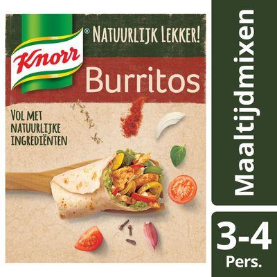 Knorr Natuurlijk wereldgerecht burritos mix