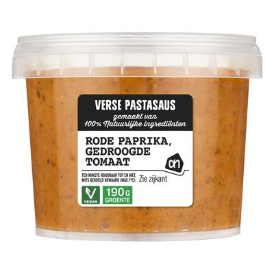 Huismerk Verse pastasaus paprika gdrgd tomaat