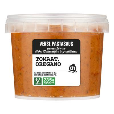 Huismerk Verse pastasaus tomaat, oregano