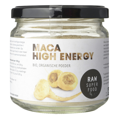 Raw Organic Food Maca high energy poeder