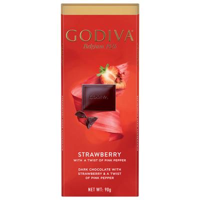Godiva Strawberry pink pepper