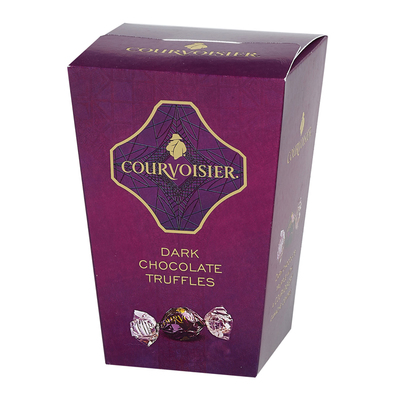Courvoisier Tapered box