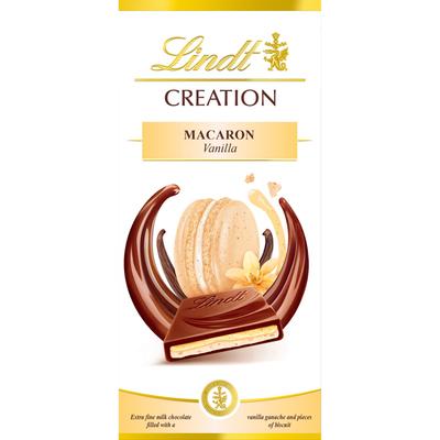 Lindt Creation macaron vanille