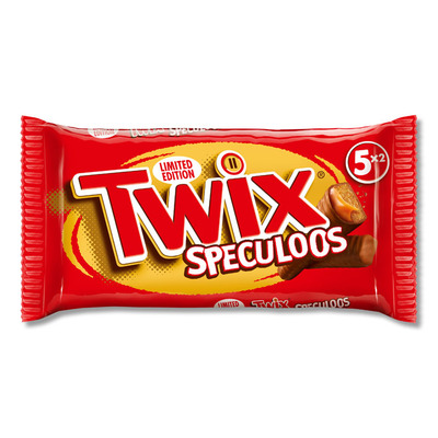 Twix Speculoos 5-pack